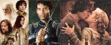 Medieval films
