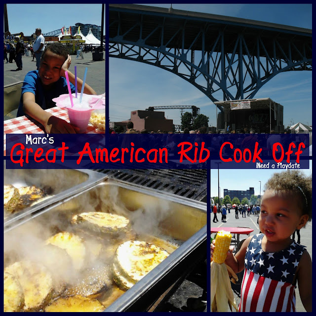 Great American Rib Cook-off