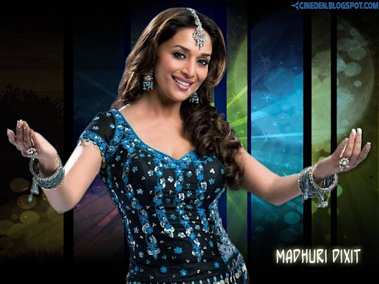 Madhuri insists on her DOP friend for ad film