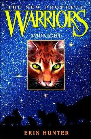 """BOOKBLENDER: """"Warriors: Midnight"""" by Solomon (age 10)"""