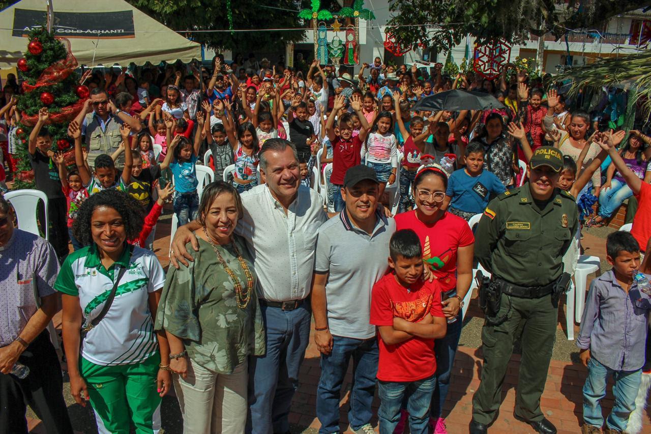 RUTA NAVIDEÑA DEL GOBIERNO REGIONAL POR GUATICA