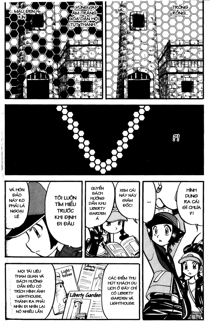 Pokemon Special Chap 480 - Next Chap 481