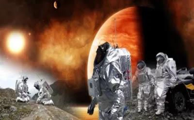 Η ζωή του Άρη κινδυνεύει από τους γήινους - Η παρουσία μας απειλεί τον γειτονικό πλανήτη