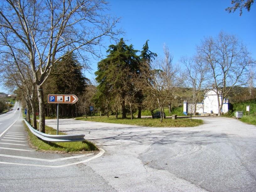 Entrada do Parque de Merendas de Montemor
