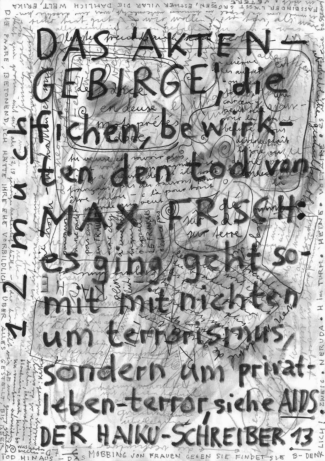 GK panthéON mischa vetere exil, max frisch - 2011ch i.m. lindtberg ssv freies wort at de