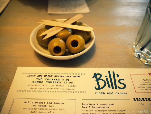 Bill's Restaurant, Peterborough