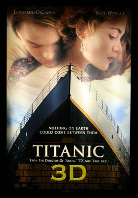 Titanic 3d 2012