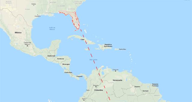 De NIKOLAS cruz a NICOLÁS MA-duro: el Falo apunta a la frontera entre Venezuela y Colombia