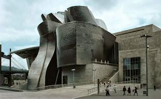 Museo Guggenheim - Estructura Metálica Arqueada y Geodésica