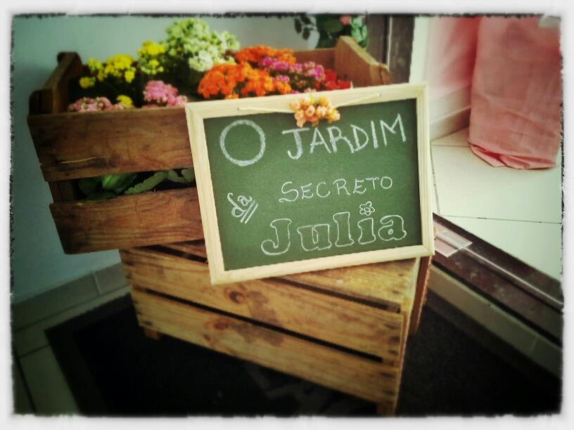 festa jardim secreto:Malta Cakes: Festa Jardim secreto, 1 ano