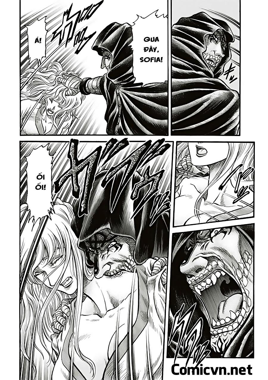 Chú bé rồng-Ryuuroden chap 284.2 Trang 12 - Mangak.info