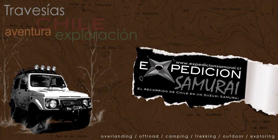 Expedición Samurai