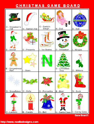 when the christmas come kids are active and more happy with many classroom activities many games are free and printable for parents or teachers can apply - Christmas Bingo For Kids