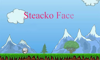 Screenshots of the Steacko face for Android tablet, phone.