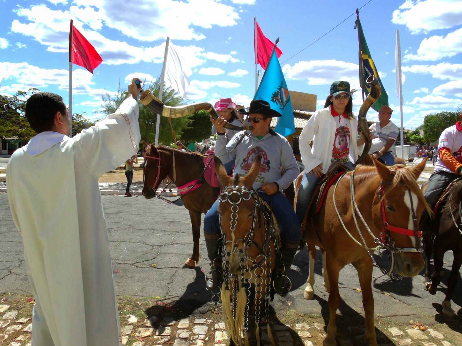 III Cavalgada do Sagrado Coração de Jesus