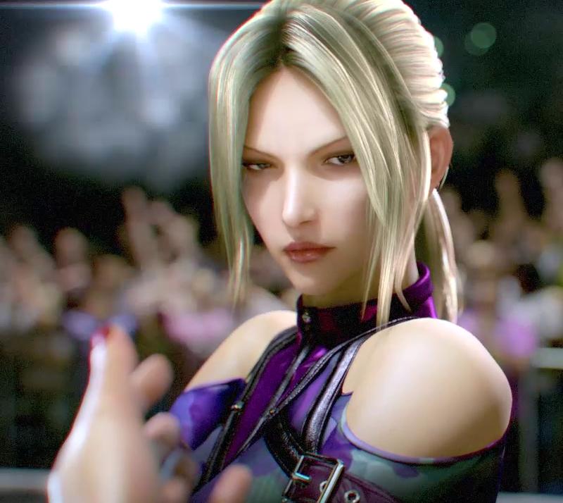 Tekken CG Movie CGI