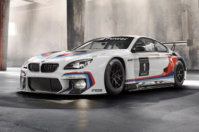 BMW M6 GT3 2016 Front Side 2