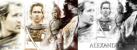 Alexander the Great Movie Poster Dvd Cover