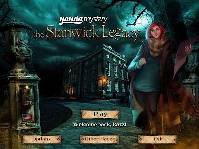 Youda Mystery: The Stanwick Legacy [FINAL]