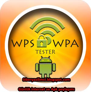 Wifi Wps Tester Apk Indir