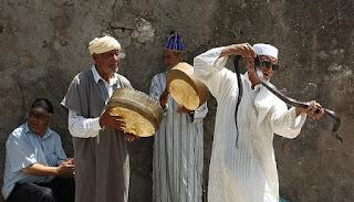 Encantador de serpientes Tánger Marruecos