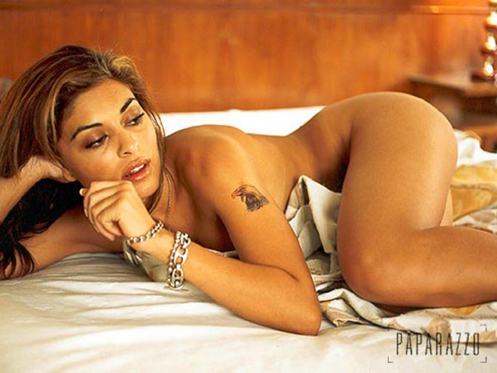 Juliana Paes garante que está preparada para as cenas de sexo em