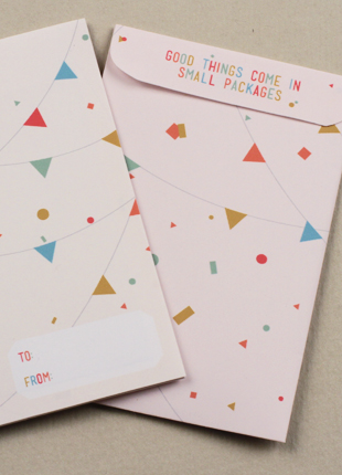 sobres regalo imprimibles gratis free printables Gift Card Envelope