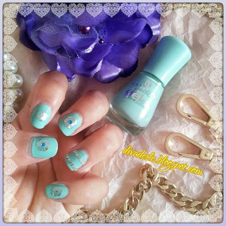How To Do Nail Art With Normal Polish At Home