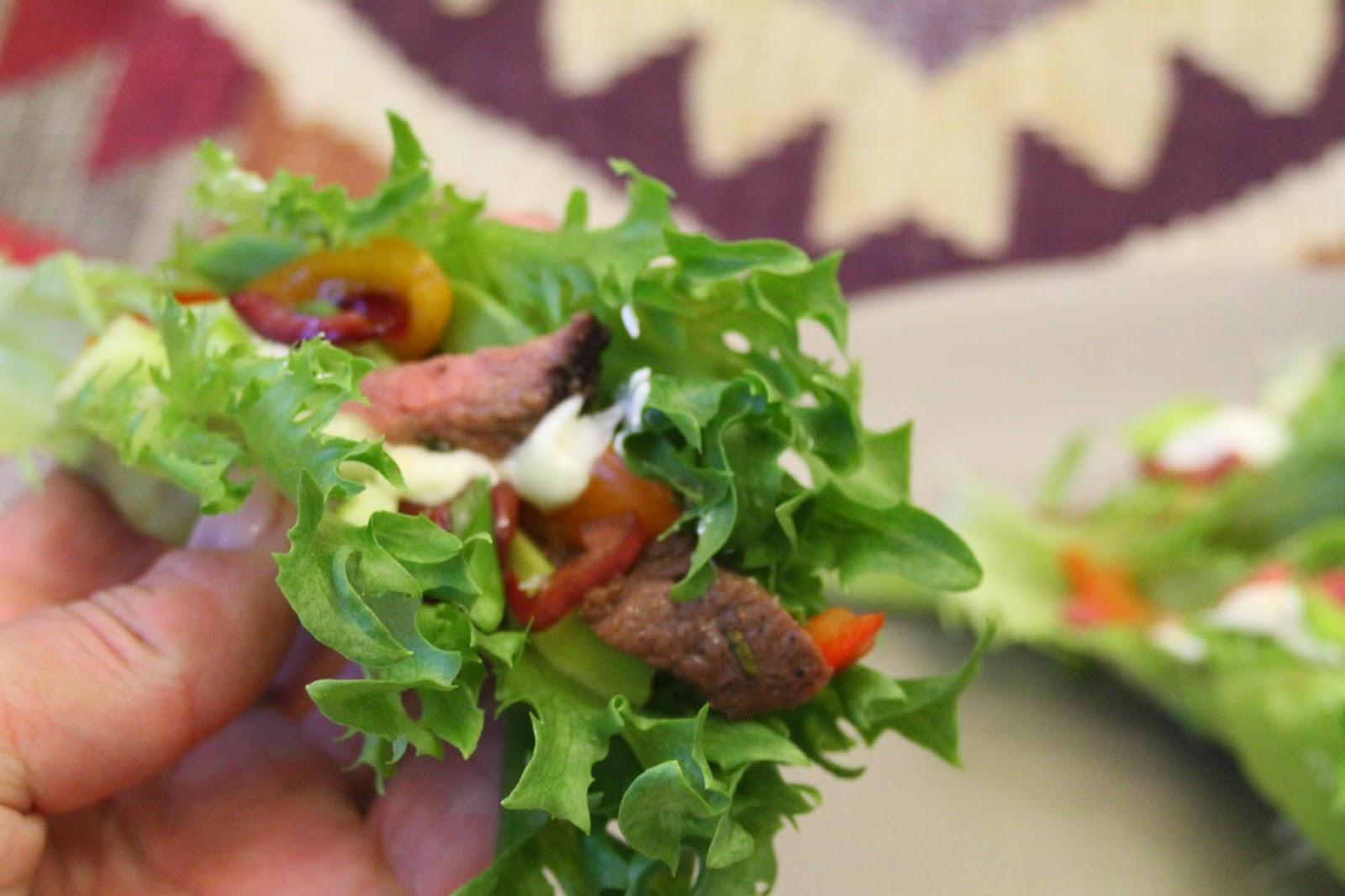 Salaattitortilla on kevyttä kesäruokaa
