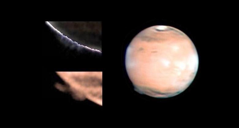 Kabut Misterius Muncul di Mars Membuat Para Ilmuwan Penuh Tanda Tanya