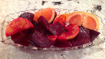 Easy cooked beets