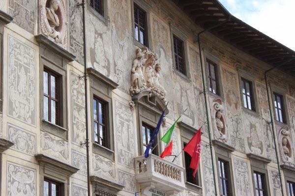 Piza Pałac Cavalieri
