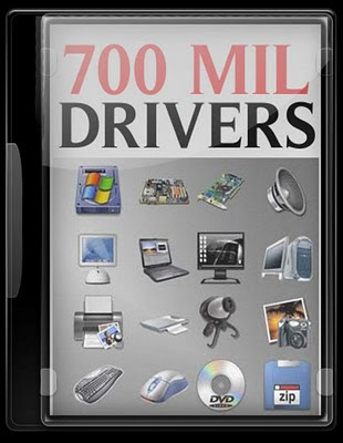 download MegaPack 700 Mil Drivers 2011 Programa