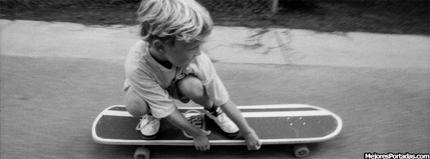 Las Mejores Portadas para tu perfil de Facebook: Skate