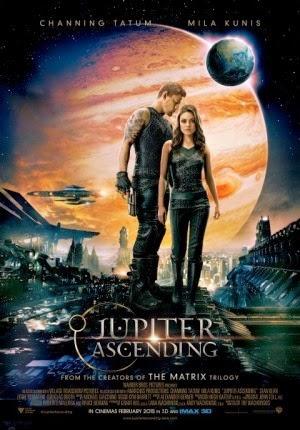 Sinopsis Jupiter Ascending 2015 Bioskop