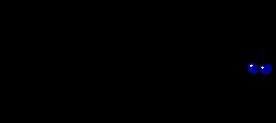 Cereja azul