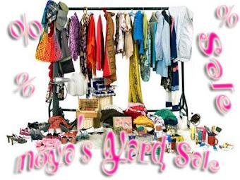 Noya's Yard Sale