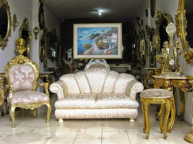 Italarte la casa del pan de oro sobre nosotros for Decoracion de interiores luis xv