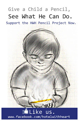 Support Pencil Project