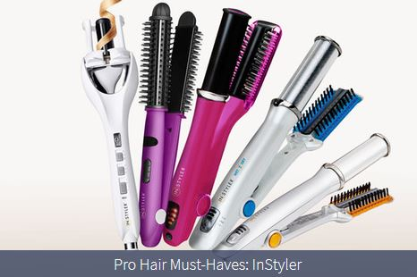 Pro Hair Must-Haves: InStyler up to 40% off by Barbies Beauty Bits