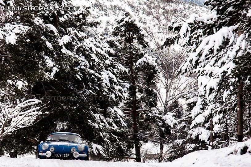 Rally Montecarlo Historique 2015