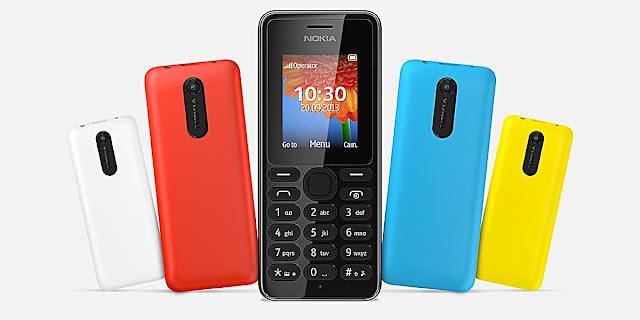 Nokia 108 dual sim price