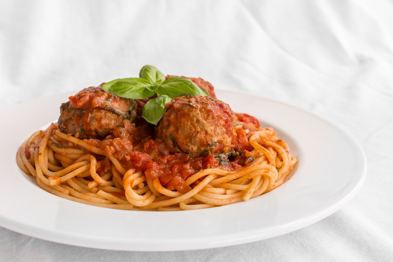 All Food Considered: Spaghetti and Meatballs