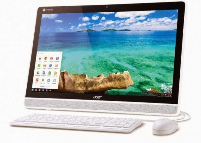 Acer Chromebase работает на ОС Chrome