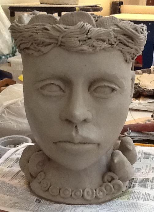Head Planter in Progress
