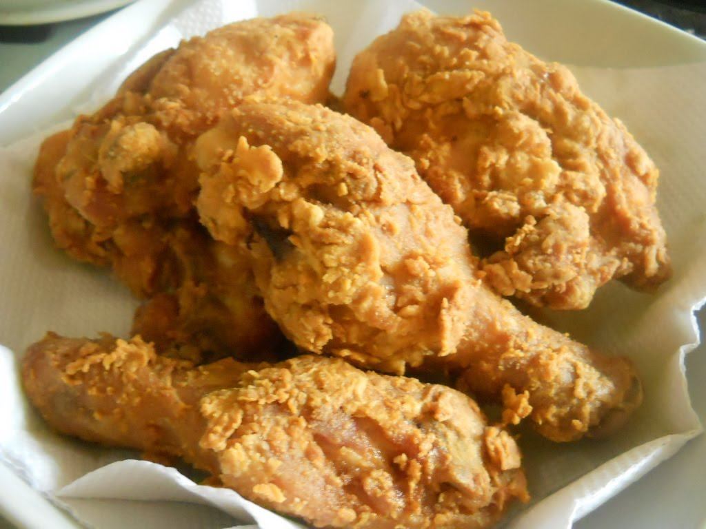 Cahayashifa Blog Terbongkar Resepi Rangup Ayam Goreng Ala Ala Kfc