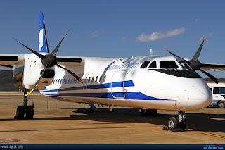 Massawa Airways MA60 in Xi'an, China