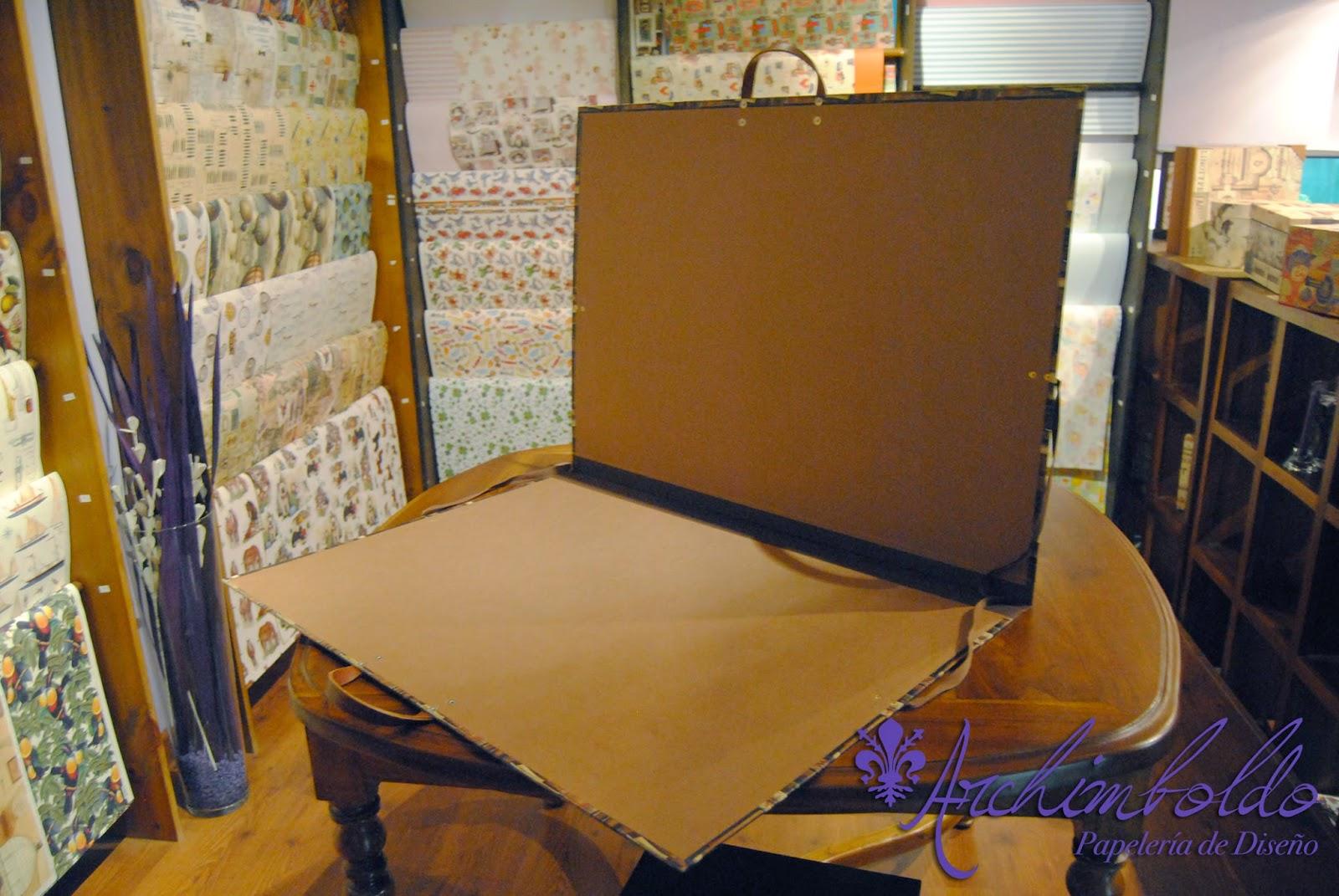 carpeta arquitecto
