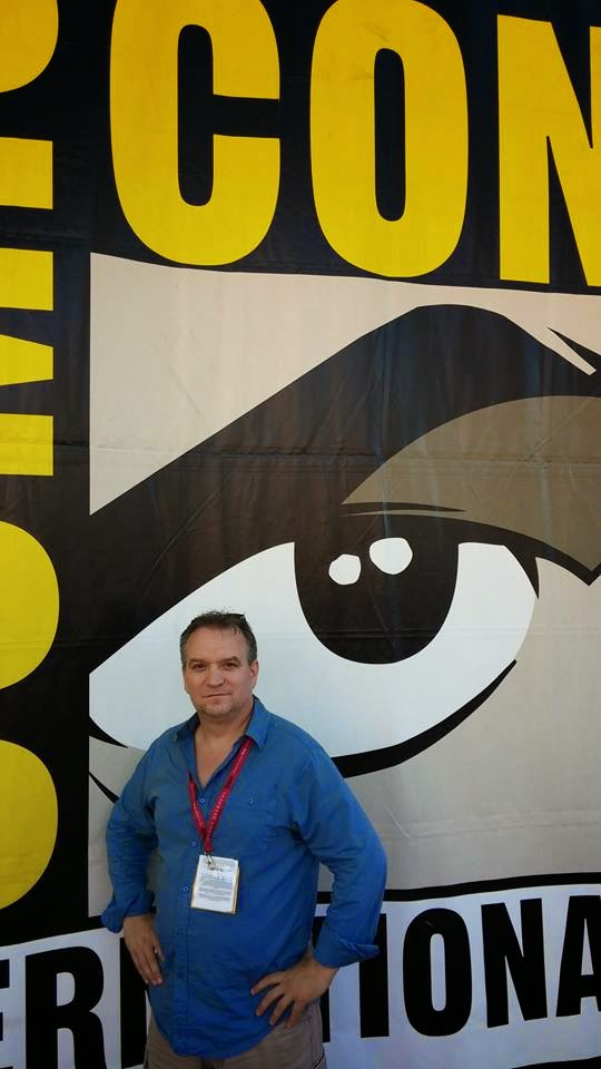 Peter Clines Comic-Con