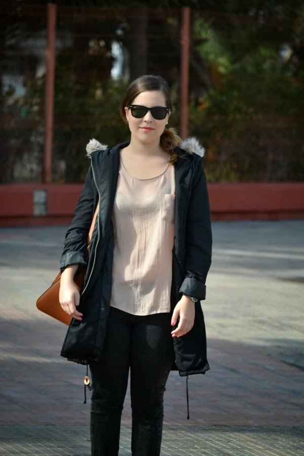 look_outfit_parka_zapatos_pico_charol_zara_nudelolablog_05